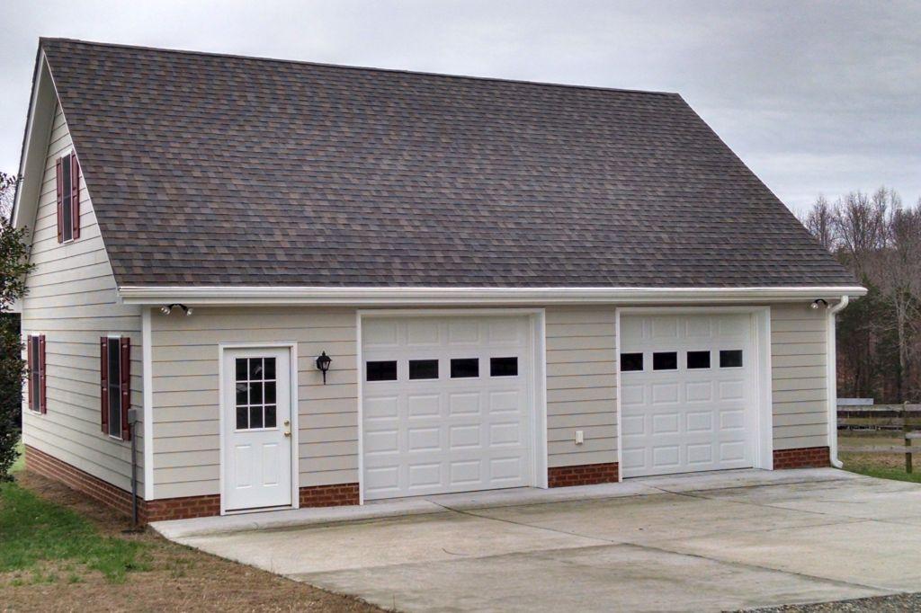 detached garage 1